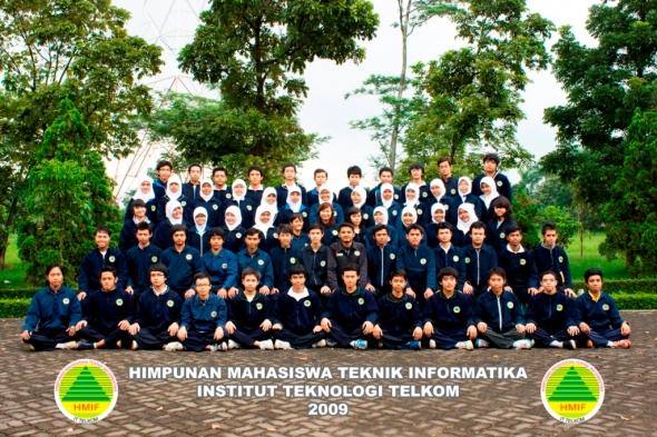 HMIF IT Telkom 2009